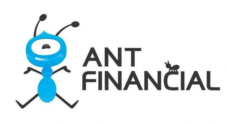ant finance logo