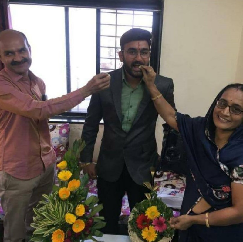 CA Satyajeet Jaju After CA FINAL result
