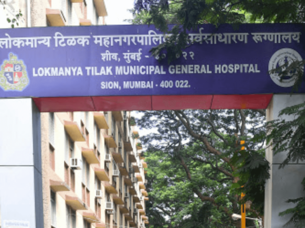 Lokmanya Tilak Municipal Medical College, Sion, Mumbai.