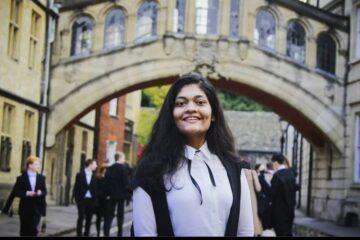 rashmi samant oxford university