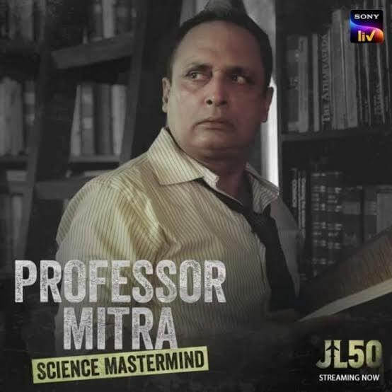 jl50 Piyush Mishra.. credits: Indian Express and Sony Liv