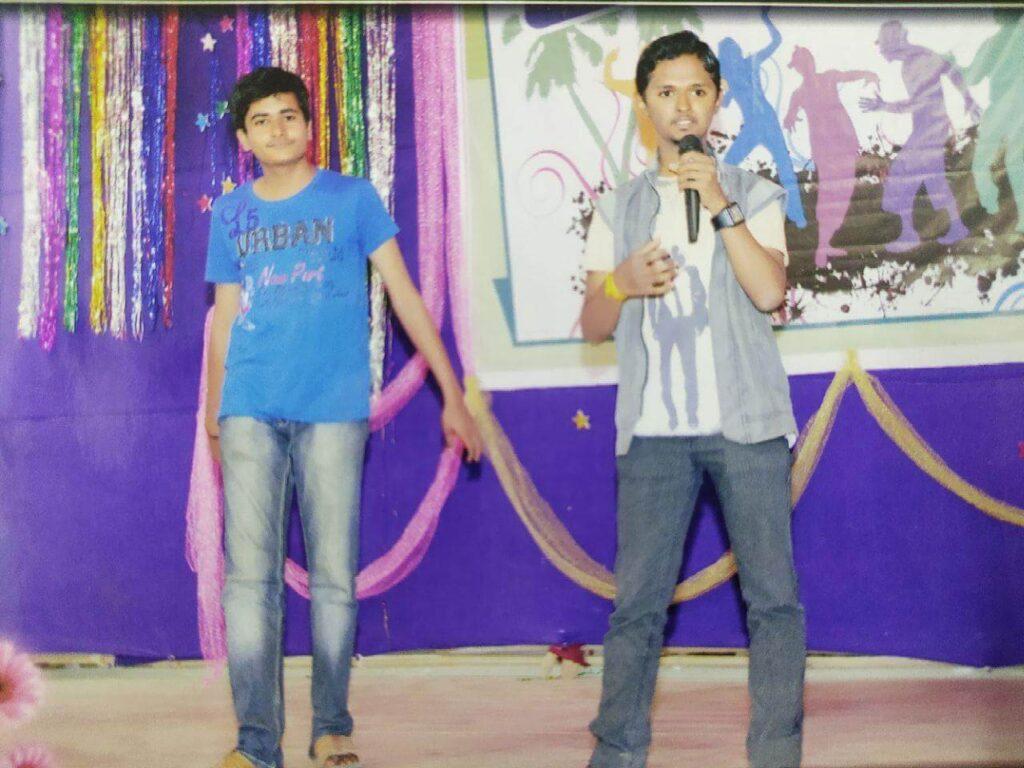 Me and Mandar
